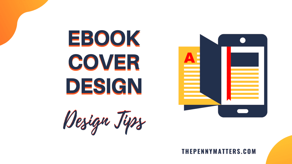 How to design an ebook cover featured