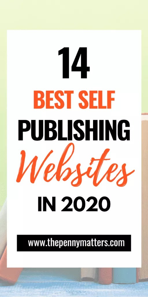14 best self publishing websites to publish your new book in 2021