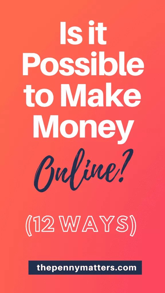 How to make money online for beginners in 12 easy ways