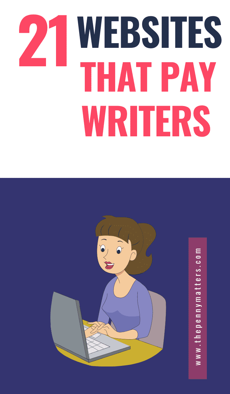21 websites that pay writers $100 and above