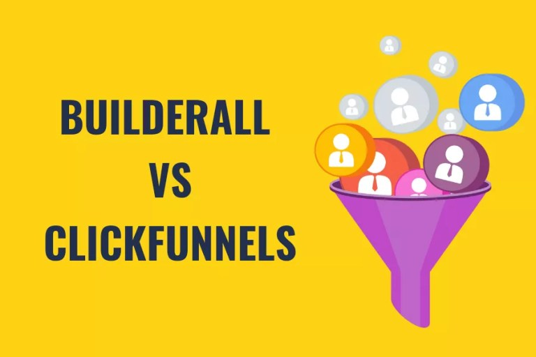 Builderall vs clickfunnels: determining which one is better landing page solution for your projects