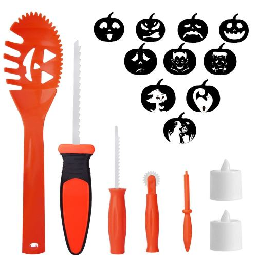 Pumpkin Carving Kit for Kids