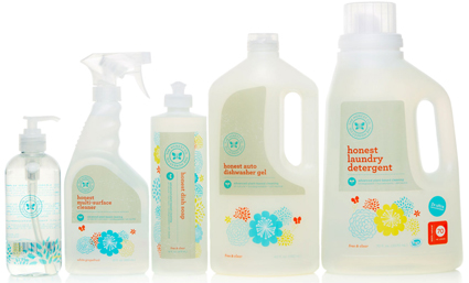The Honest Company: $16 for $40 Worth of Eco-Friendly Baby