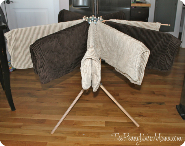 strong clothes drying rack