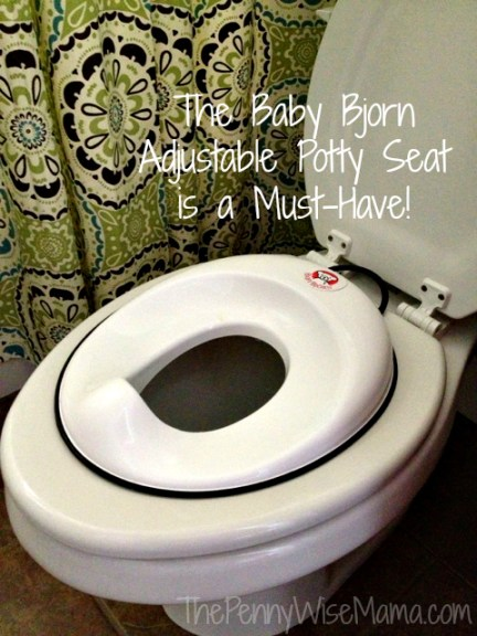 baby bjorn adjustable potty seat