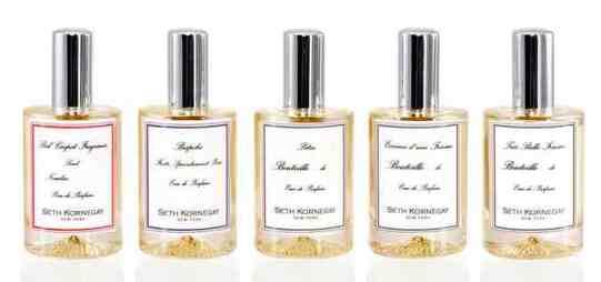 seth kornegay luxury fragrances
