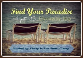find your paradise giveaway hop