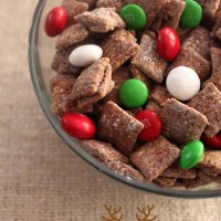 Reindeer Chow :: A Little Help for the Holidays from Kraft