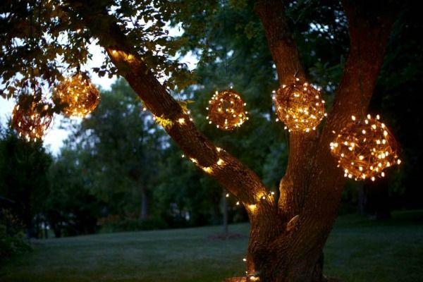 tree globes