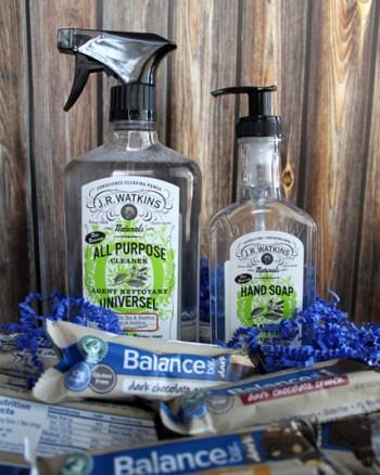 Balance Bar & JR Watkins Giveaway