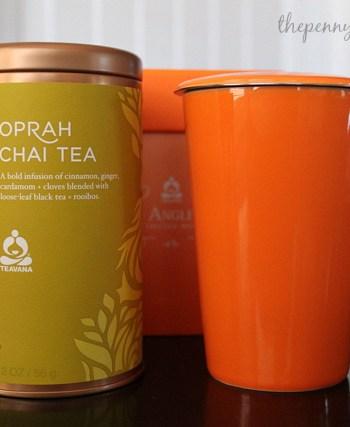 Starbucks Teavana Oprah Chai Tea