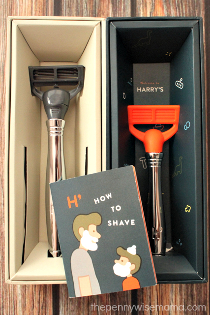 Harry's Father & Son Shaving Set - The Perfect Father's ...