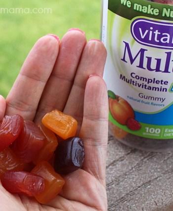 Vitafusion MultiVites Gummy Vitamins for Adults