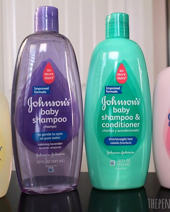 JOHNSON'S® Baby Newly Reformulated Products