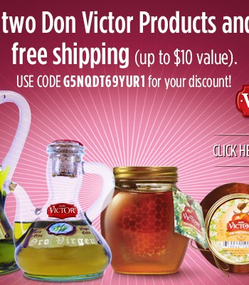 Don Victor Coupon