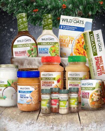 Wild Oats Organic Giveaway