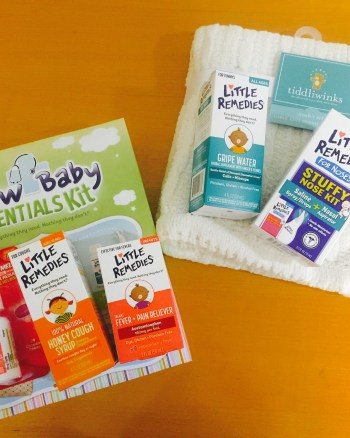 Little Remedies & PediaCare Prize Pack Giveaway