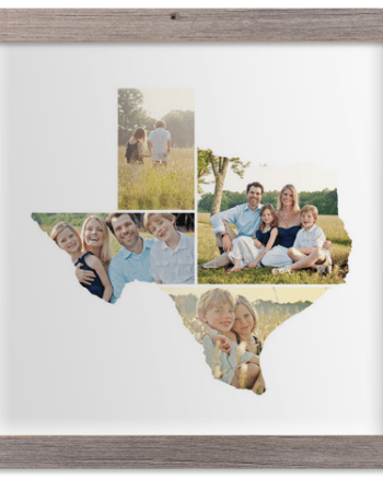 Custom Art Print from Minted for Father's Day