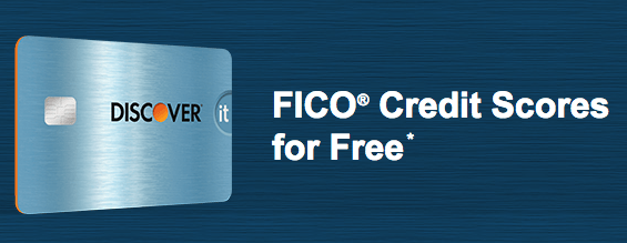 FICO Credit Score - Free for Discover Cardmembers