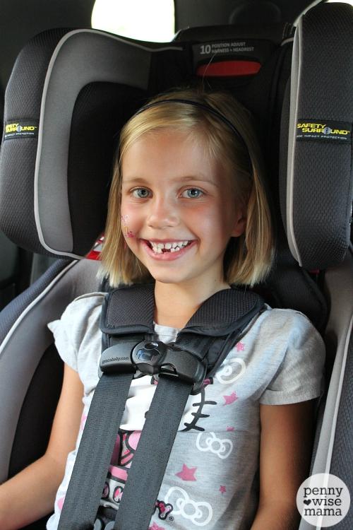 Graco Milestone Car Seat
