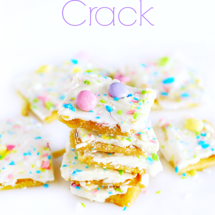 Easter Crack – Saltine Toffee Recipe