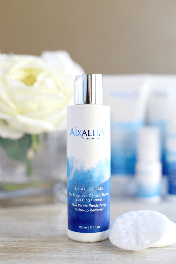 Five Plants Emulsifying Make-up Remover from Aixallia Organic Skincare