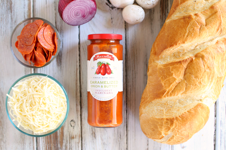 Mezzetta Marinara Sauce - perfect for French Bread Pizza