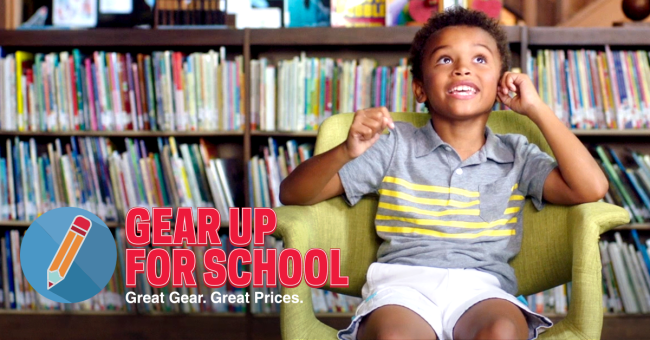 Gear up for school - $25 Office Depot® OfficeMax® Gift Card Giveaway
