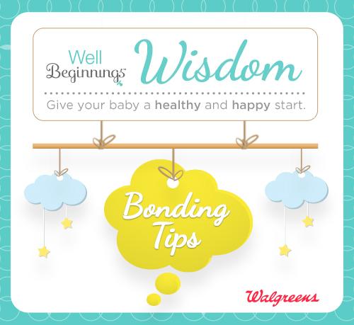 New Mom Bonding Advice