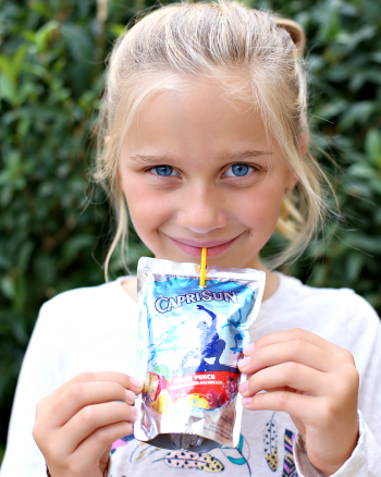 Day of Yes with Capri Sun