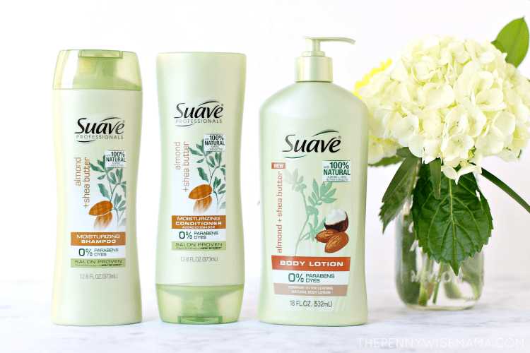 Save on Suave Green Products with Coupon