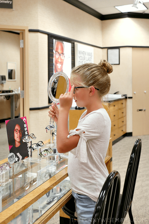 Back to School Kids Glasses at JCPenney Optical