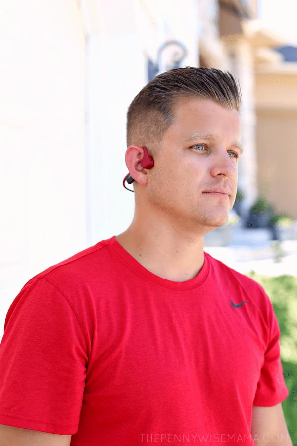 TREKZ AIR Open Ear Headphones
