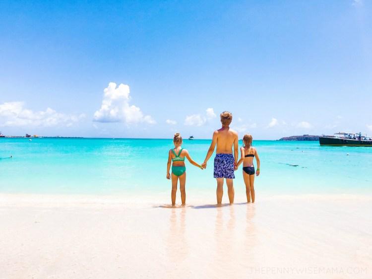 Carnival Cruise - St Maarten