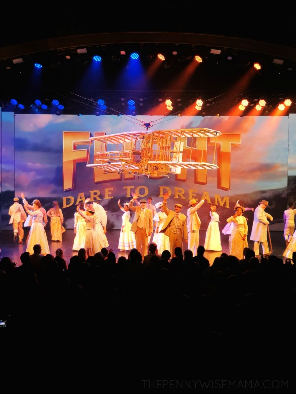 "Royal Caribbean Symphony of the Seas ""Flight"""