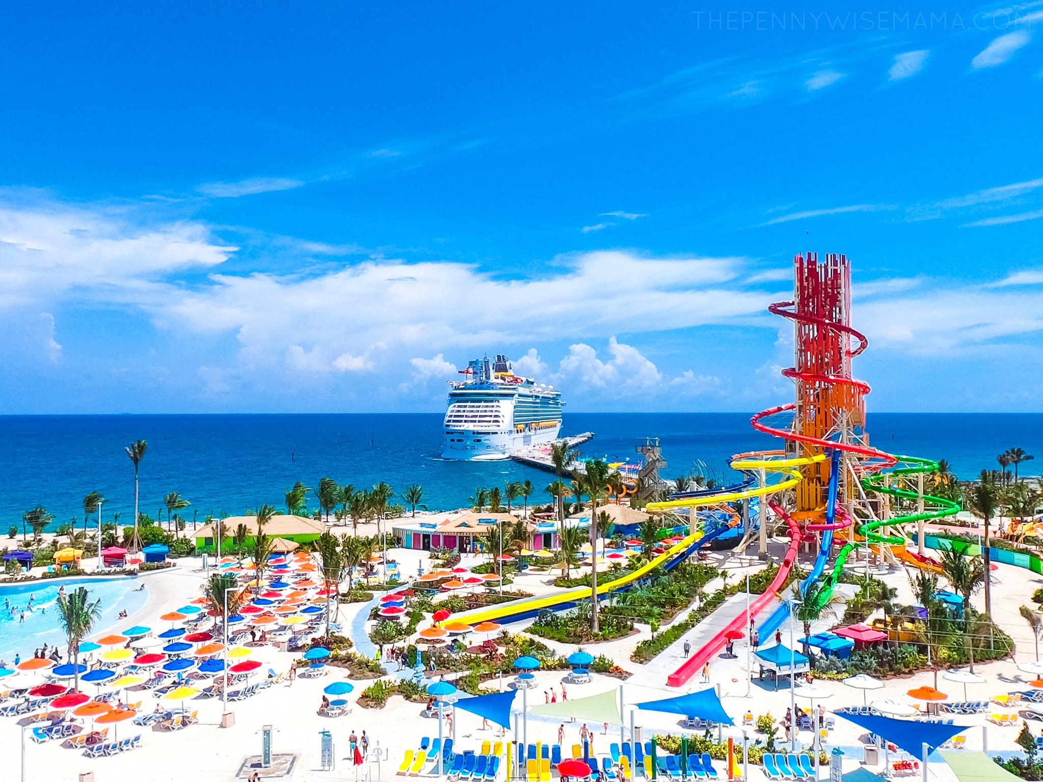 Royal Caribbean's Perfect Day at CocoCay