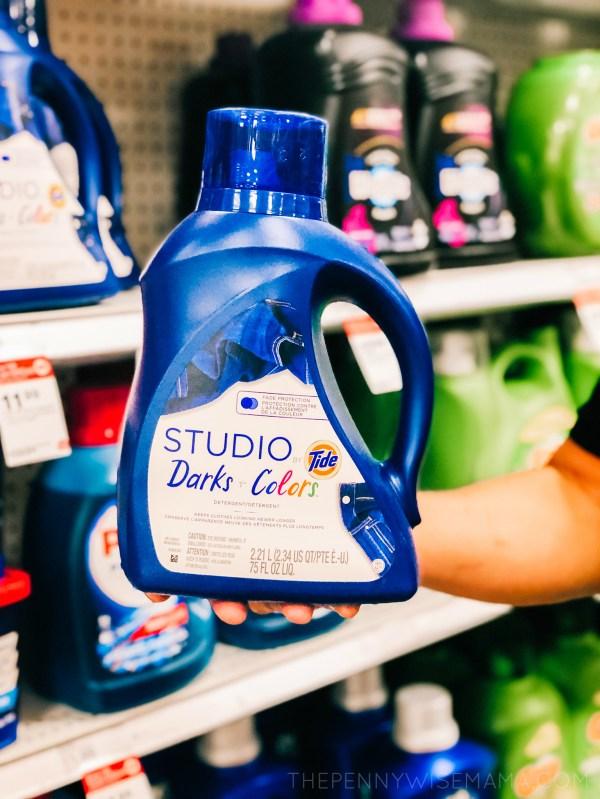 NEW Tide Studio Laundry Detergent