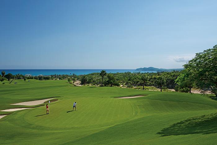 Dreams Los Cabos Golfing