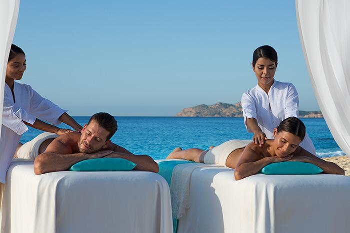 Dreams Los Cabos Couples Massage