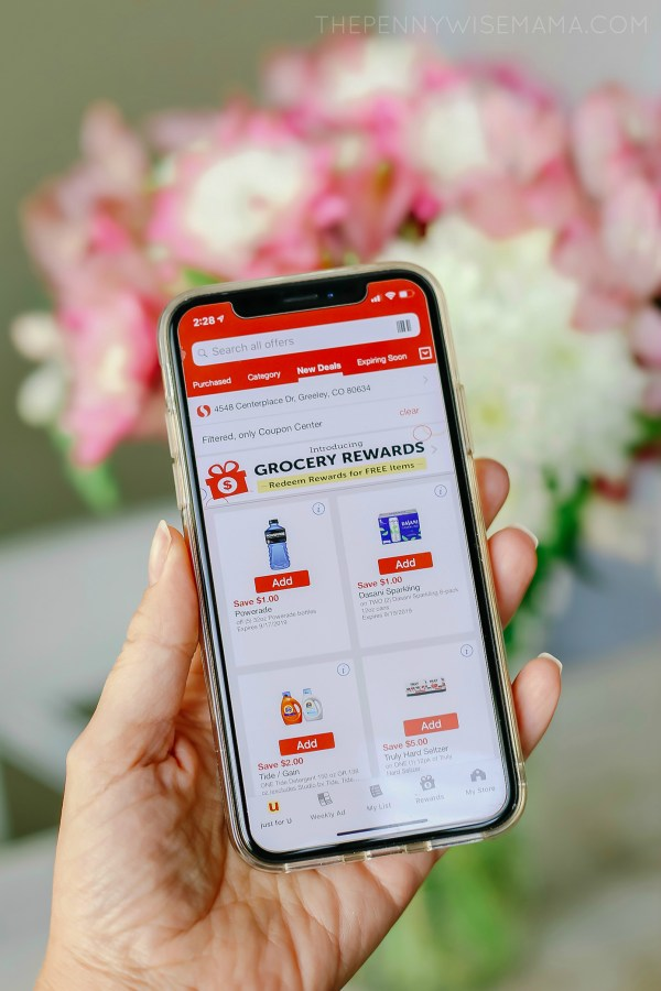 Safeway Mobile App Coupons