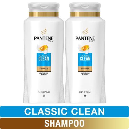 Pantene Shampoo Deal on Amazon