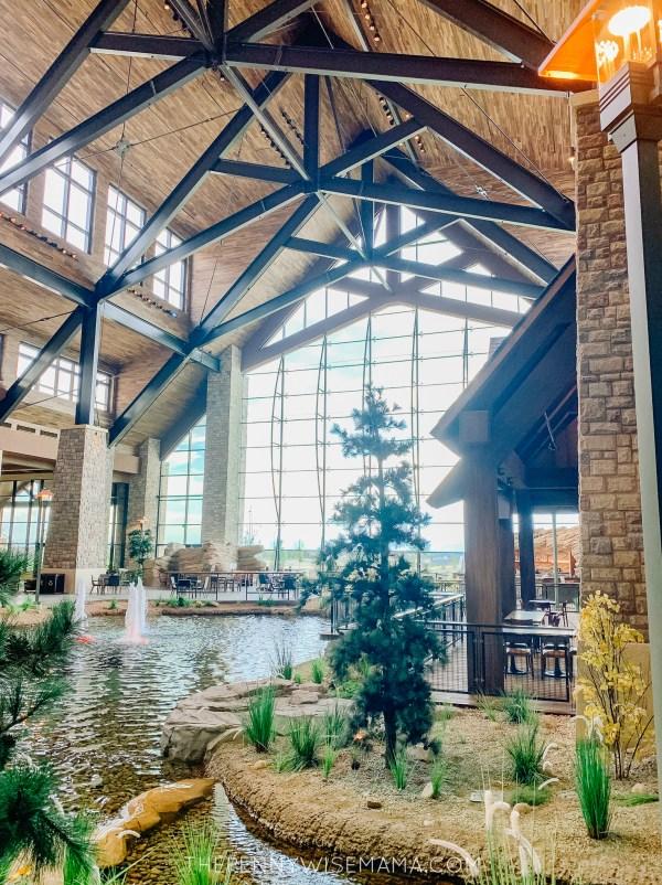 Gaylord Rockies Atrium