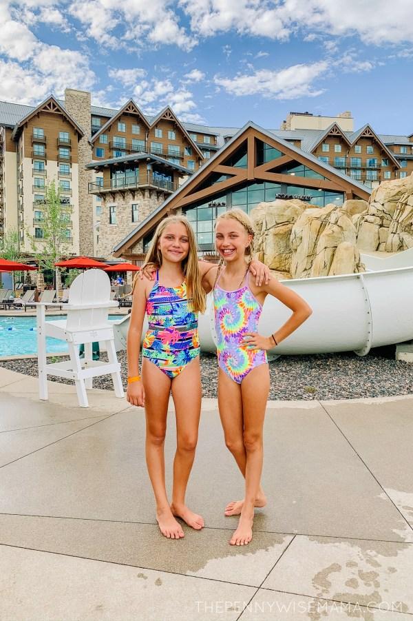 Summer Vacation at Gaylord Rockies