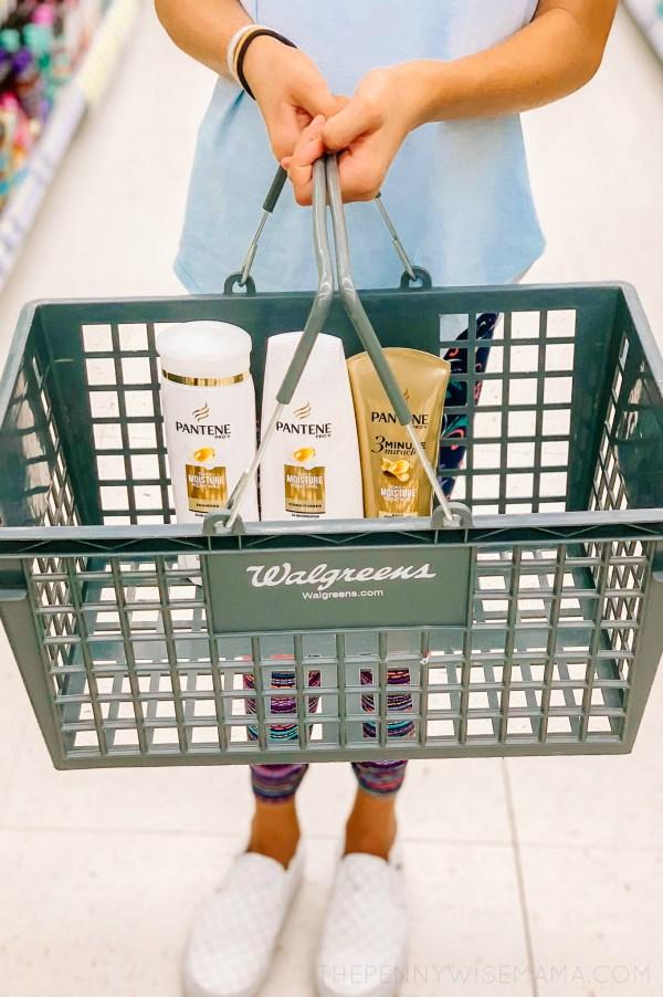 Pantene Pro-V Coupon + Sale at Walgreens