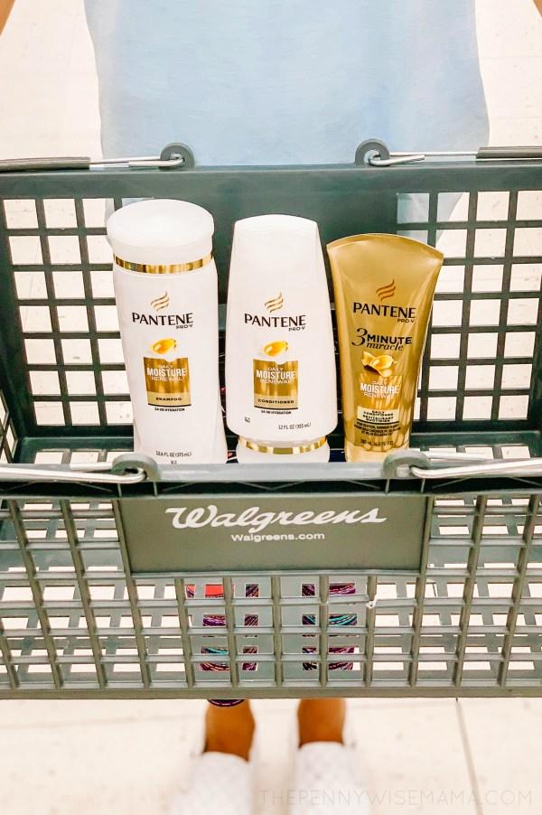 Pantene Pro-V Deal at Walgreens