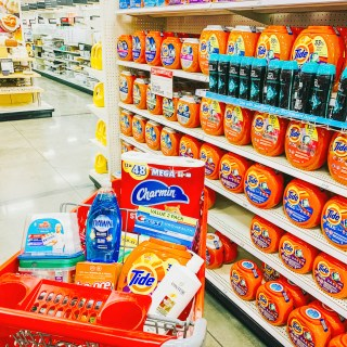Join Target's The Inner Circle for Special Offers from P&G