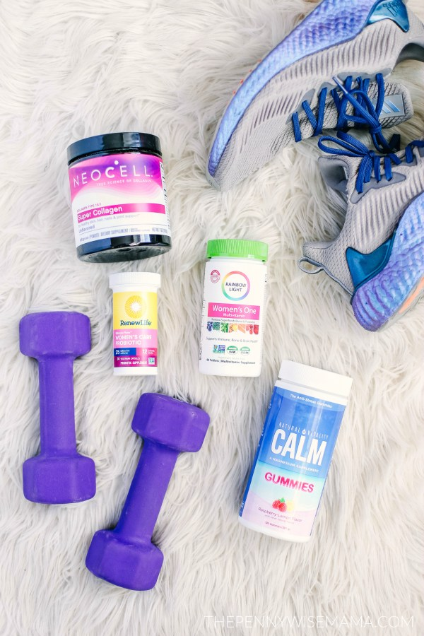 New Year Wellness Routine + Printable Coupons