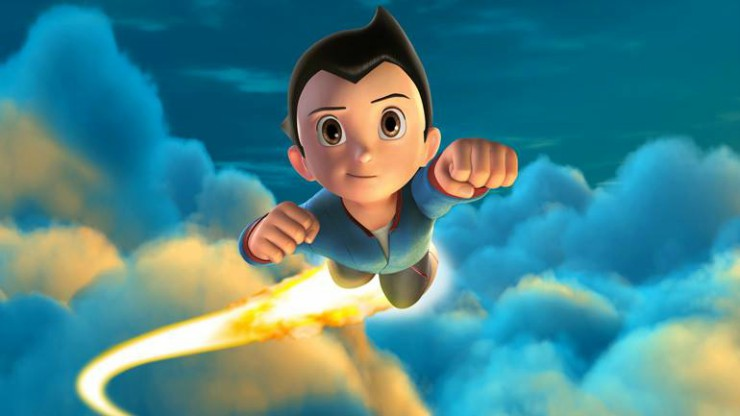 Astroboy new film ,is it a Americanizing of a Kids iconic classic animation?