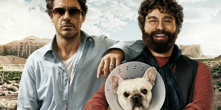DVD REVIEW: DUE DATE