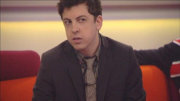 Fright Night Stars Enter Celebrity Big Brother House